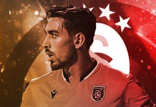 İrfan Can Galatasaray yolunda!