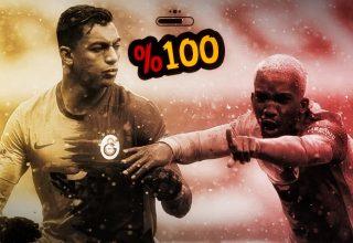 %100 Galatasaray!