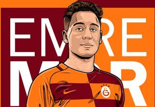 Emre Mor Galatasaray'ı İstiyor!